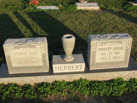 HERBERT, ROBERT LOUIS - Poinsett County, Arkansas   ROBERT LOUIS HERBERT - Arkansas Gravestone Photos
