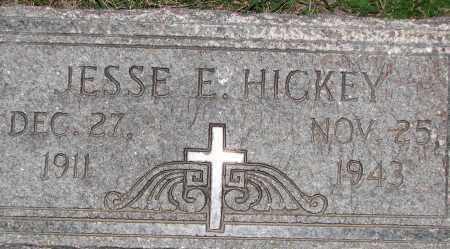 HICKEY, JESE E. - Poinsett County, Arkansas | JESE E. HICKEY - Arkansas Gravestone Photos