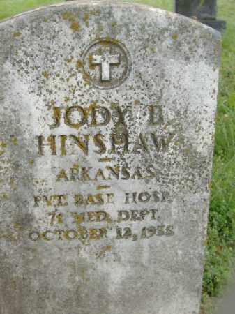 HINSHAW  (VETERAN), JODY D - Poinsett County, Arkansas   JODY D HINSHAW  (VETERAN) - Arkansas Gravestone Photos