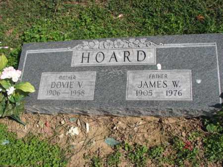 HOARD, JAMES W. - Poinsett County, Arkansas | JAMES W. HOARD - Arkansas Gravestone Photos
