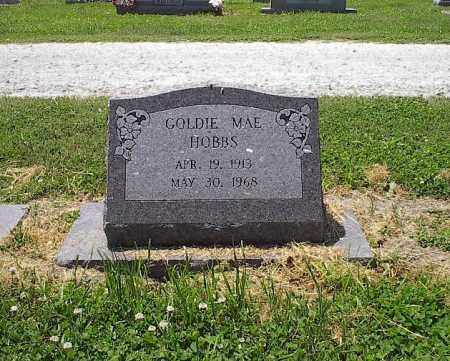 HAYES HOBBS, GOLDIE MAE - Poinsett County, Arkansas | GOLDIE MAE HAYES HOBBS - Arkansas Gravestone Photos