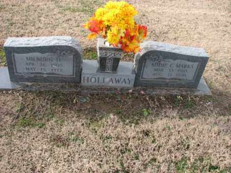 HOLLAWAY, MILBURN H. - Poinsett County, Arkansas | MILBURN H. HOLLAWAY - Arkansas Gravestone Photos