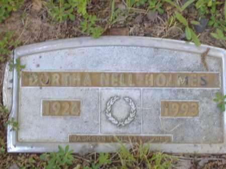 HOLMES, DORTHA NELL - Poinsett County, Arkansas   DORTHA NELL HOLMES - Arkansas Gravestone Photos