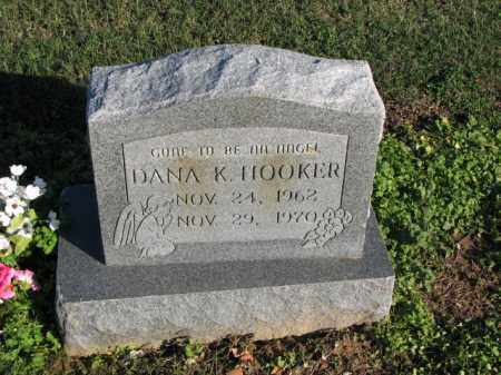 HOOKER, DANA K. - Poinsett County, Arkansas | DANA K. HOOKER - Arkansas Gravestone Photos