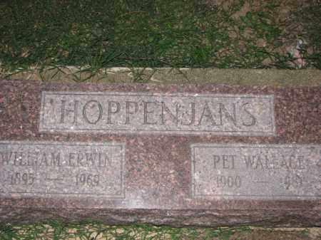 HOPPENJANS, PET - Poinsett County, Arkansas | PET HOPPENJANS - Arkansas Gravestone Photos