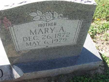 HOSFORD, MARY A. - Poinsett County, Arkansas   MARY A. HOSFORD - Arkansas Gravestone Photos
