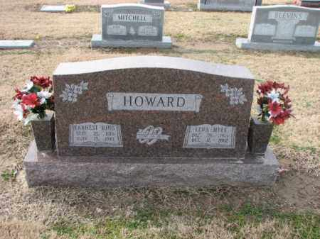 MEEK HOWARD, LENA - Poinsett County, Arkansas | LENA MEEK HOWARD - Arkansas Gravestone Photos