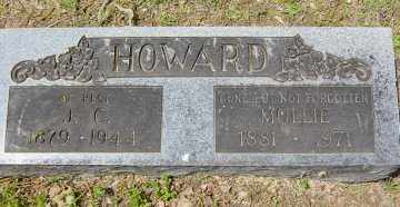 HOWARD, MOLLIE - Poinsett County, Arkansas | MOLLIE HOWARD - Arkansas Gravestone Photos