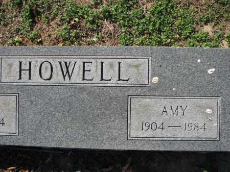 HOWELL, AMY - Poinsett County, Arkansas | AMY HOWELL - Arkansas Gravestone Photos