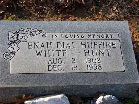HUNT, ENAH - Poinsett County, Arkansas | ENAH HUNT - Arkansas Gravestone Photos