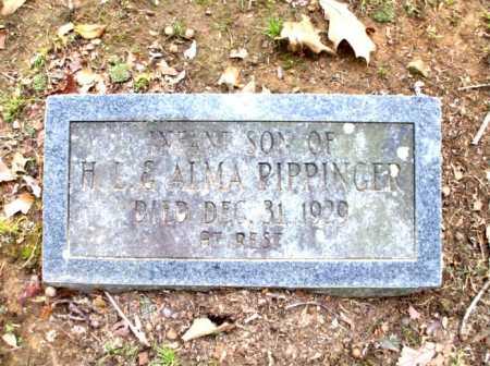 PIPPINGER, INFANT SON - Poinsett County, Arkansas | INFANT SON PIPPINGER - Arkansas Gravestone Photos