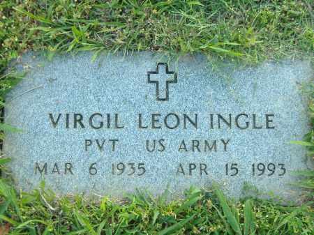 INGLE  (VETERAN), VIRGIL LEON - Poinsett County, Arkansas | VIRGIL LEON INGLE  (VETERAN) - Arkansas Gravestone Photos
