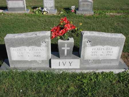 IVY, FLAVIS LEE - Poinsett County, Arkansas | FLAVIS LEE IVY - Arkansas Gravestone Photos