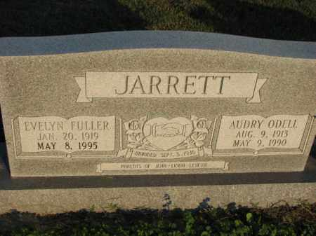 FULLER JARRETT, EVELYN - Poinsett County, Arkansas | EVELYN FULLER JARRETT - Arkansas Gravestone Photos