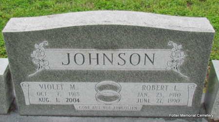 JOHNSON, ROBERT LAFAYETTE - Poinsett County, Arkansas | ROBERT LAFAYETTE JOHNSON - Arkansas Gravestone Photos