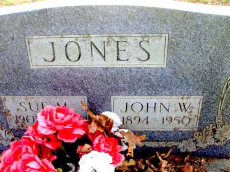 JONES, SUE M - Poinsett County, Arkansas | SUE M JONES - Arkansas Gravestone Photos