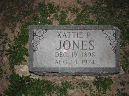 JONES, KATTIE P. - Poinsett County, Arkansas | KATTIE P. JONES - Arkansas Gravestone Photos
