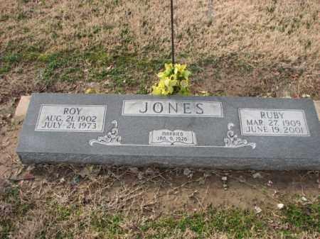 JONES, RUBY - Poinsett County, Arkansas | RUBY JONES - Arkansas Gravestone Photos