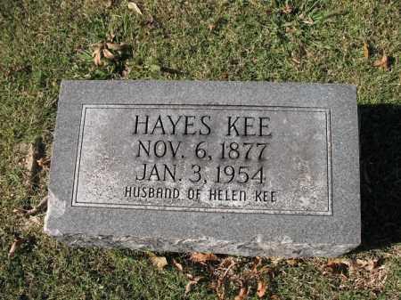 KEE, HAYES - Poinsett County, Arkansas | HAYES KEE - Arkansas Gravestone Photos