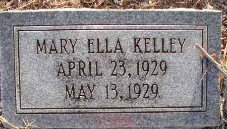 ELLA KELLEY, MARY - Poinsett County, Arkansas | MARY ELLA KELLEY - Arkansas Gravestone Photos