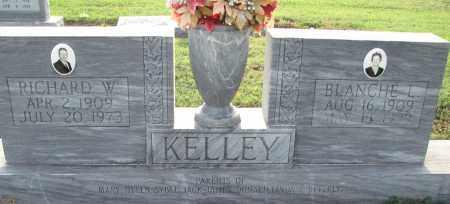KELLEY, BLANCHE - Poinsett County, Arkansas   BLANCHE KELLEY - Arkansas Gravestone Photos