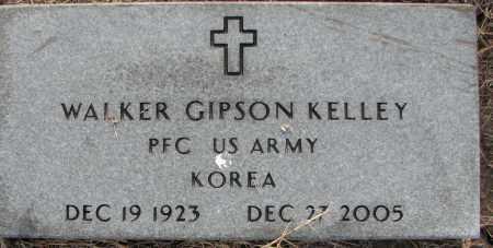 KELLEY  (VETERAN KOR), WALKER - Poinsett County, Arkansas   WALKER KELLEY  (VETERAN KOR) - Arkansas Gravestone Photos