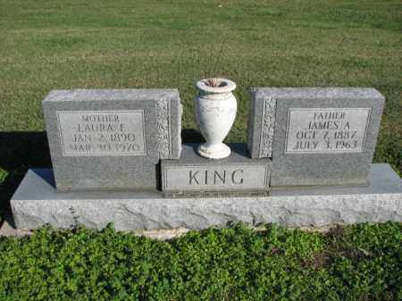 KING, JAMES A. - Poinsett County, Arkansas | JAMES A. KING - Arkansas Gravestone Photos