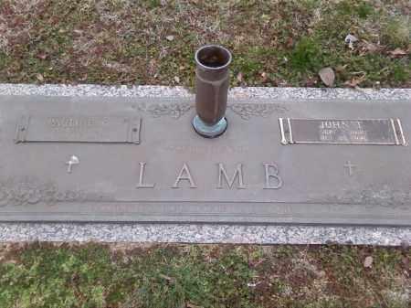 LAMB, PAULINE G - Poinsett County, Arkansas | PAULINE G LAMB - Arkansas Gravestone Photos