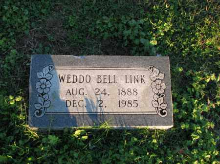 LINK, WEDDO BELL - Poinsett County, Arkansas | WEDDO BELL LINK - Arkansas Gravestone Photos