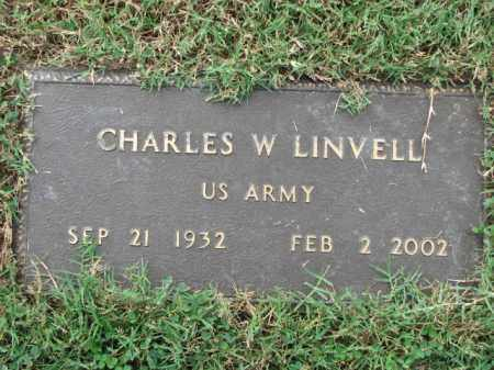 LINVELL (VETERAN), CHARLES W. - Poinsett County, Arkansas | CHARLES W. LINVELL (VETERAN) - Arkansas Gravestone Photos