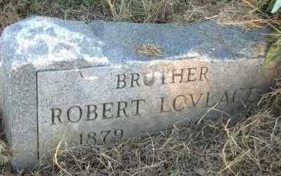 LOVELACE, ROBERT - Poinsett County, Arkansas | ROBERT LOVELACE - Arkansas Gravestone Photos