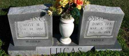 LUCAS, DAISY M. - Poinsett County, Arkansas | DAISY M. LUCAS - Arkansas Gravestone Photos