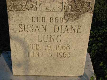 LUNG, SUSAN DIANE - Poinsett County, Arkansas | SUSAN DIANE LUNG - Arkansas Gravestone Photos