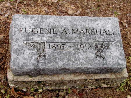 MARSHALL, EUGENE A. - Poinsett County, Arkansas | EUGENE A. MARSHALL - Arkansas Gravestone Photos