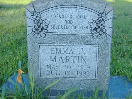 MARTIN, EMMA J - Poinsett County, Arkansas   EMMA J MARTIN - Arkansas Gravestone Photos