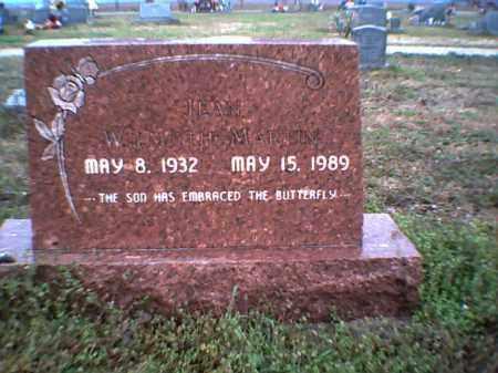 MARTIN, HELEN IMOGEN - Poinsett County, Arkansas   HELEN IMOGEN MARTIN - Arkansas Gravestone Photos