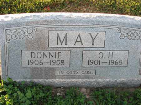 MAY, DONNIE - Poinsett County, Arkansas | DONNIE MAY - Arkansas Gravestone Photos