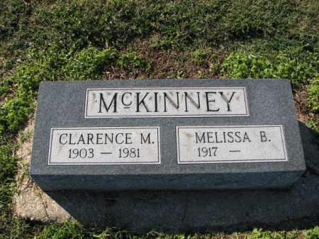MCKINNEY, CLARENCE M. - Poinsett County, Arkansas | CLARENCE M. MCKINNEY - Arkansas Gravestone Photos