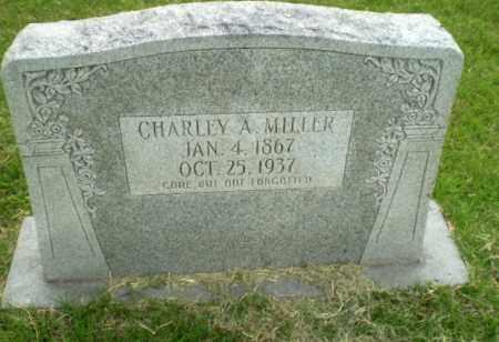 MILLER, CHARLEY A - Poinsett County, Arkansas   CHARLEY A MILLER - Arkansas Gravestone Photos
