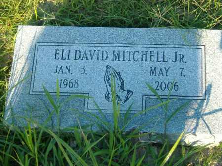 MITCHELL, ELI DAVID JR. - Poinsett County, Arkansas | ELI DAVID JR. MITCHELL - Arkansas Gravestone Photos