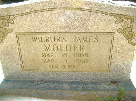 MOLDER, WILBURN JAMES - Poinsett County, Arkansas | WILBURN JAMES MOLDER - Arkansas Gravestone Photos