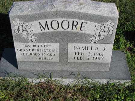 MOORE, PAMELA J. - Poinsett County, Arkansas | PAMELA J. MOORE - Arkansas Gravestone Photos