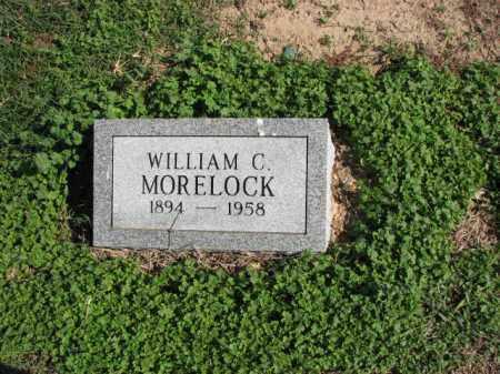 MORELOCK, WILLIAM C. - Poinsett County, Arkansas | WILLIAM C. MORELOCK - Arkansas Gravestone Photos