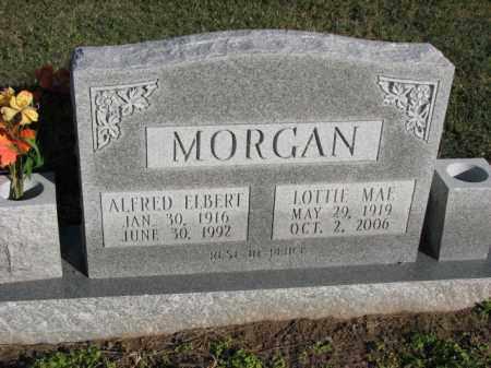MORGAN, LOTTIE MAE - Poinsett County, Arkansas | LOTTIE MAE MORGAN - Arkansas Gravestone Photos