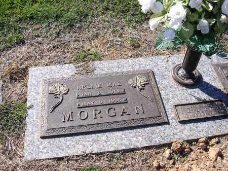 MORGAN, NELLIE MAE - Poinsett County, Arkansas | NELLIE MAE MORGAN - Arkansas Gravestone Photos