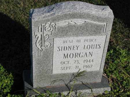 MORGAN, SIDNEY LOUIS - Poinsett County, Arkansas | SIDNEY LOUIS MORGAN - Arkansas Gravestone Photos