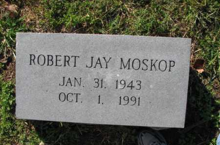 MOSKOP, ROBERT JAY - Poinsett County, Arkansas | ROBERT JAY MOSKOP - Arkansas Gravestone Photos