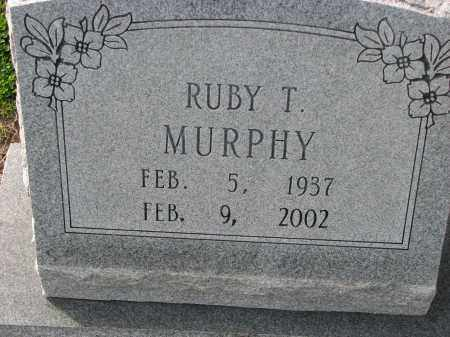 MURPHY, RUBY T. - Poinsett County, Arkansas | RUBY T. MURPHY - Arkansas Gravestone Photos