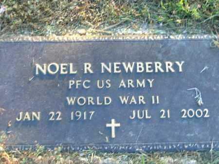 NEWBERRY  (VETERAN WWII), NOEL R - Poinsett County, Arkansas | NOEL R NEWBERRY  (VETERAN WWII) - Arkansas Gravestone Photos