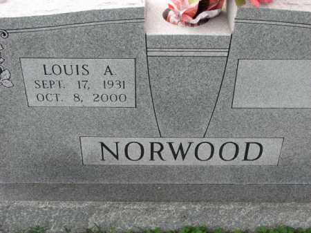 NORWOOD, LOUIS A. - Poinsett County, Arkansas | LOUIS A. NORWOOD - Arkansas Gravestone Photos